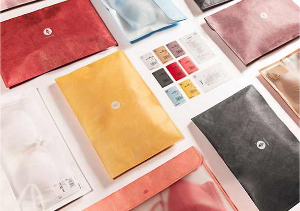 Tyvek® for graphics are used in a wide array of innovative applications